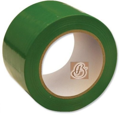 Bapna Single Sided 72 mm x 30 meter Medium Floor Marking Pvc (Manual)