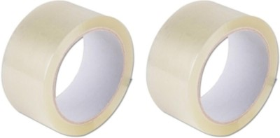 Big Shop Online Single Sided Small Small Handheld Transparent Tape (Manual)