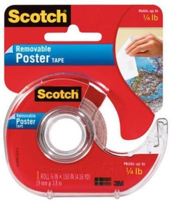Scotch Double sided Small Medium Handheld Tape dispenser (Manual)