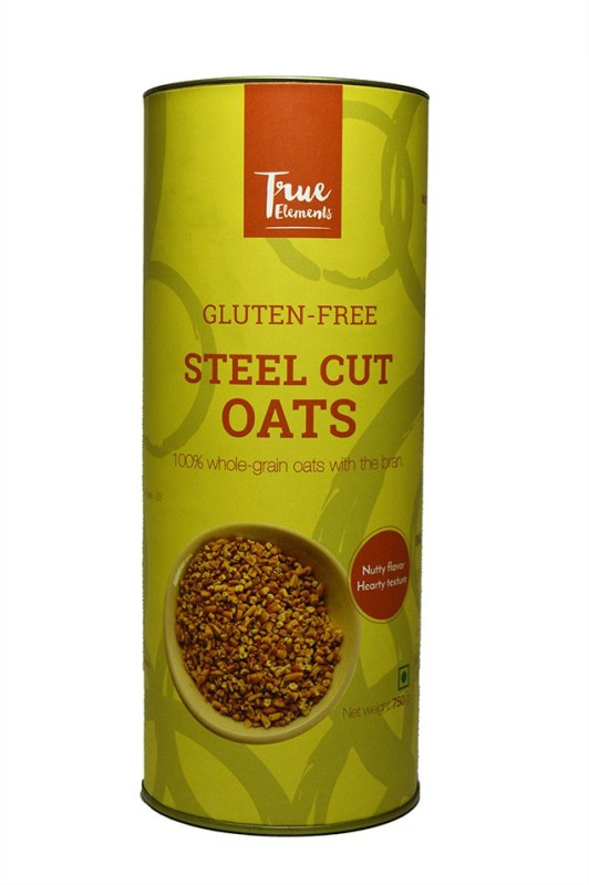 True Elements Oat Bran Original Grain Form Cereal(Plain)