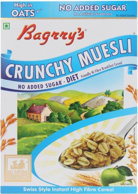 Bagrry's Muesli Flake Cereal(NOADDED SUGAR)