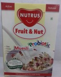 Nutrus Muesli Flake Cereal (Fruit And Nu...
