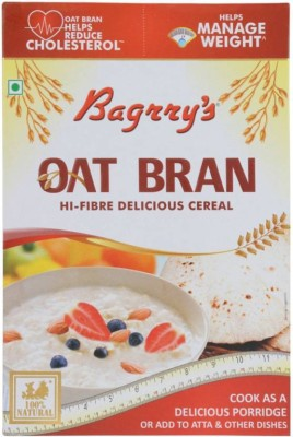 Bagrry's Oat Bran Flake Cereal(White)
