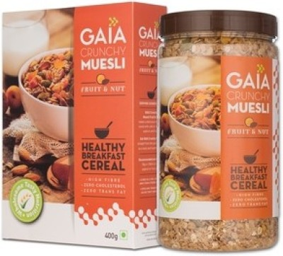 GAIA Muesli Flake Cereal(Fruit Nut)