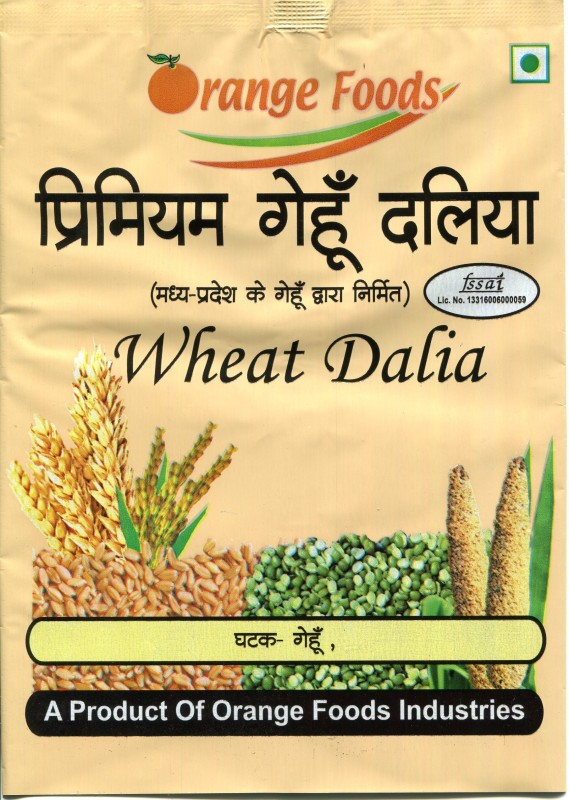 orange foods Cracked Wheat Granular Cereal(Aniseed)