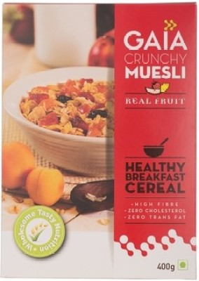 GAIA Muesli Flake Cereal(Real Fruit)