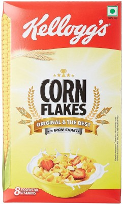 Kellogg's Cornflakes Flake Cereal(With iron shakti)