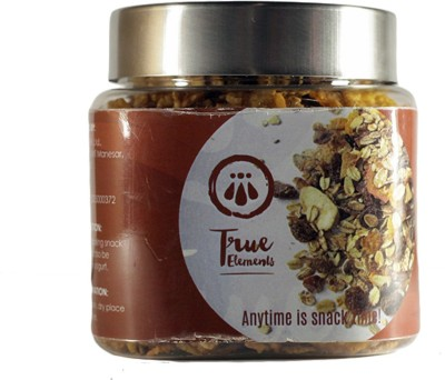 True Elements Muesli Flake Cereal