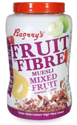 Bagrry's Muesli Granular Cereal(Almonds, Raisins, Mixed Fruit)