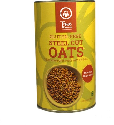 True Elements Oatmeal Original Grain Form Cereal(Steel Cut)