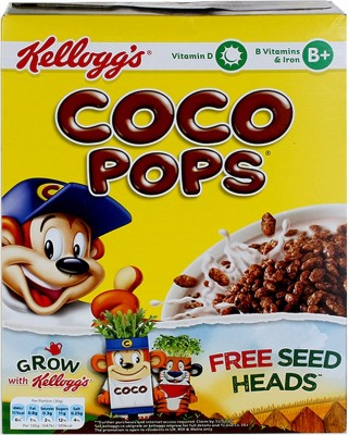 Kellog's Wheat Flake Cereal(coco)