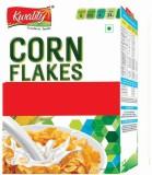 Kwality Cornflakes Flake Cereal (Kwality...
