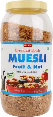 KtoKs Breakfast Bowls Muesli Flake Cerea...
