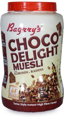 Bagrry's Muesli Granular Cereal(Almonds, Raisins, Choco)