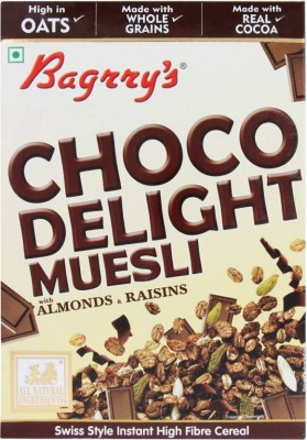 Bagrrys Muesli Flake Cereal(CHOCO DELIGHT)