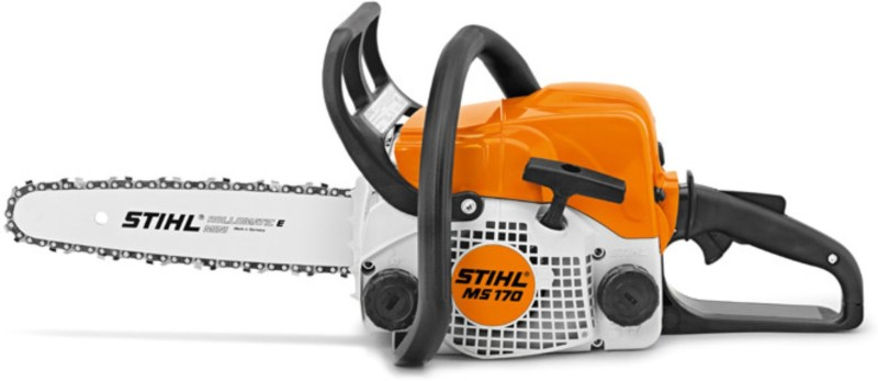 Stihl Ms 170 Fuel Chainsaw(Without Battery)