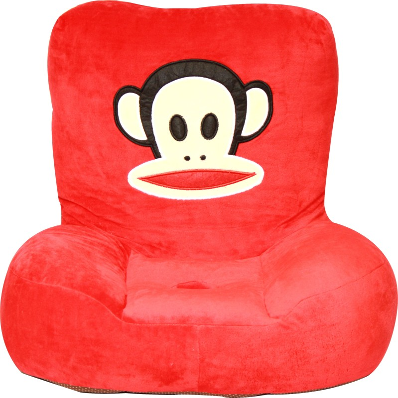 Kiwi Kids Plush Seat(Red)