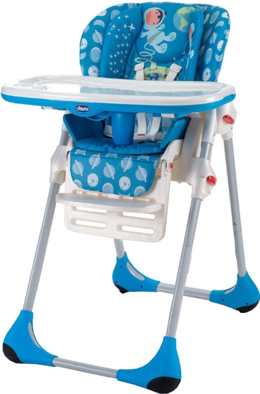 Chicco Polly 2 in 1 High Chair Moon
