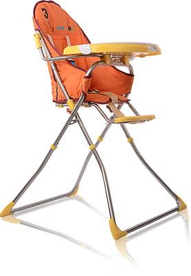 Luvlap Sunshine Baby High Chair(Yellow)