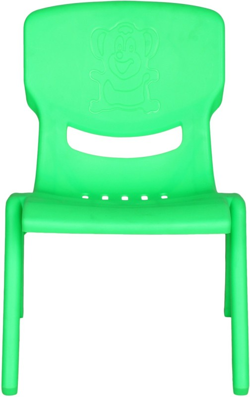 Abhiyantt Little Ginie Chair(Green)