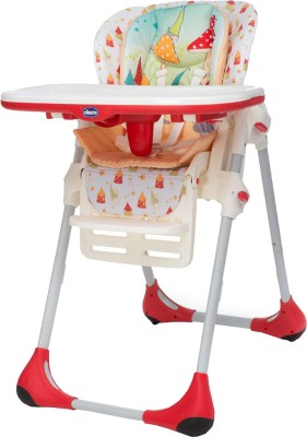 Chicco Polly 2 in 1 High Chair Timeless