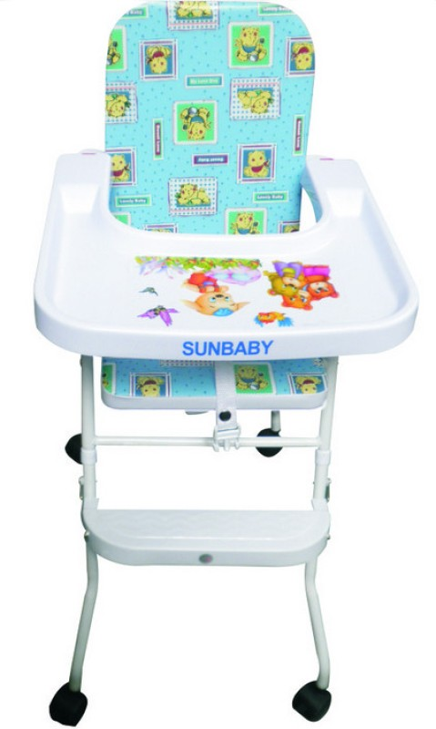 Sunbaby Baby High Chair(Green)