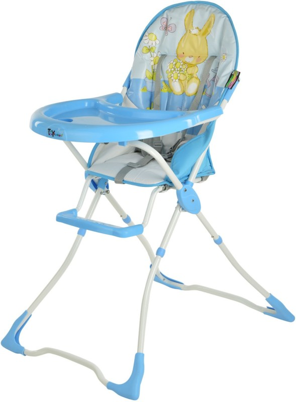 Toyhouse Baby High Chair-Rabbit(Blue)