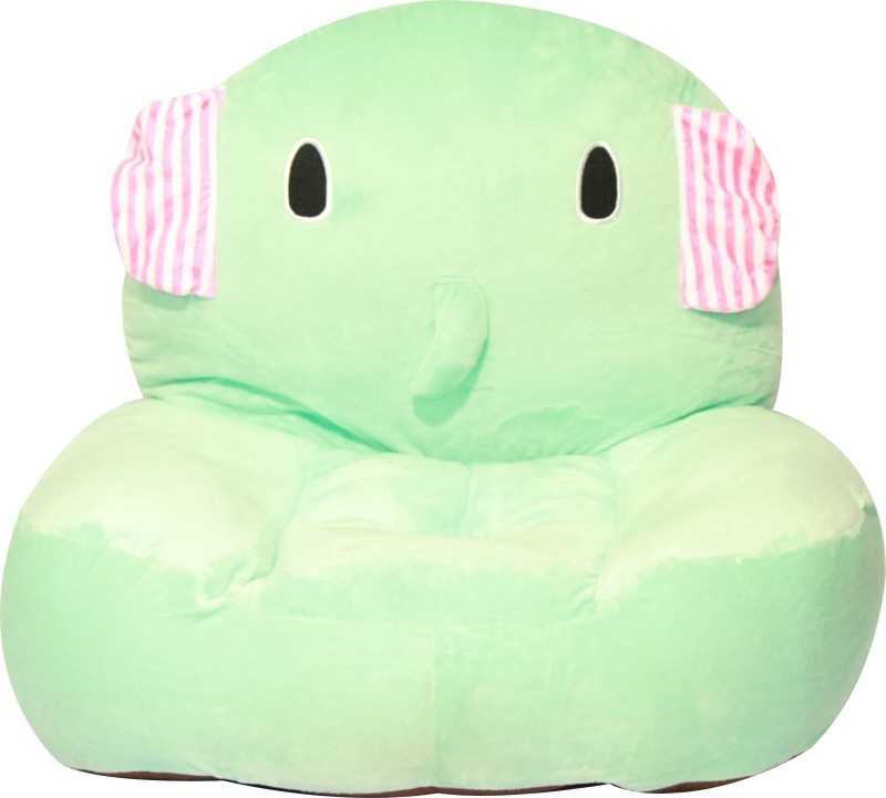 Kiwi Kids Plush Seat(Green)