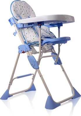 Luvlap Comfy Baby High Chair(Blue)