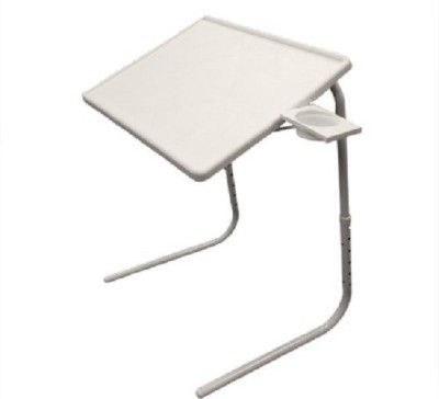POSH OFFER Tablemate White Adjustable Folding Laptop Plastic Study White Changing Table