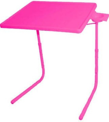Tablemate IV Four Cup Holding Tray Pink Changing Table