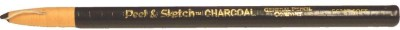General's Compressed Charcoal Hard Stick(Pack of 1)