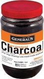 General's Powdered Charcoal Rich Black S...