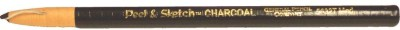 General's Compressed Charcoal Medium Stick(Pack of 1)