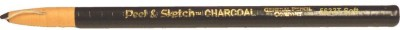 General's Compressed Charcoal Soft Stick(Pack of 1)