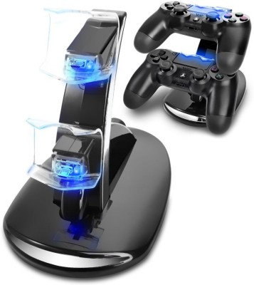 Microware PS4 Dual Charger-P4001 Charging Station