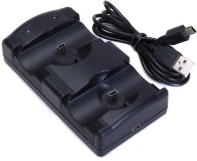 Noble Dock for PS3 Controller and Move Charging Station