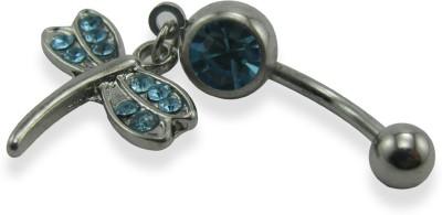 Collana Belly Rings & Danglers Steel Beaded Charm