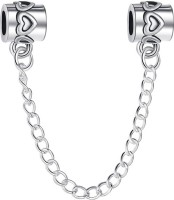 Carina Dangle Link Safety Chain Alloy Beaded Charm best price on Flipkart @ Rs. 439