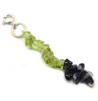 Silvesto India Stone, Sterling Silver Beaded Dangling Charm best price on Flipkart @ Rs. 300