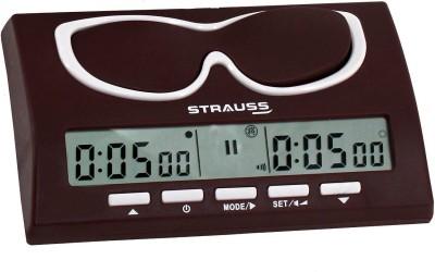 Strauss LCD Digital Chess Clock