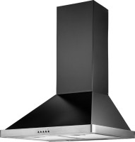 Kaff NERO 60 Wall Mounted Chimney(Black 1000)