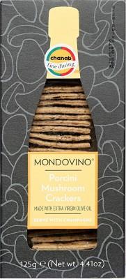 Mondovino Porcini Mushroom Crackers