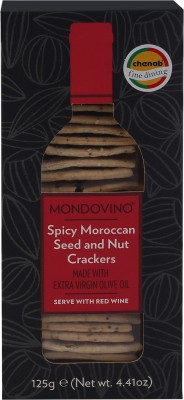 Mondovino Spicy Crackers
