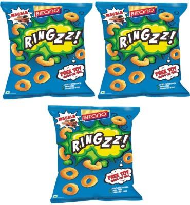 Bikano Ringzz Masala Crackers