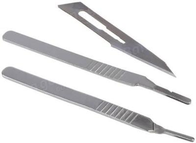 DIY Crafts Steel Surgical Blades Bevel Chisel(4 mm Blade)