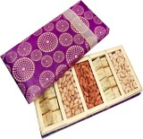 Ghasitaram Gifts Satin 5 Part Hamper Cho...