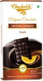 Chocholik Dark Orange Intense Bar - Luxu...