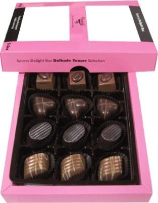 Chocholik Lovely delicious Belgium Chocolate Truffles