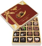 Chocholik 20pc Dark And Milk Box Of Choc...